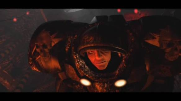 The opening cinematic for StarCraft: Brood War