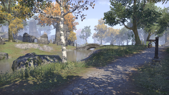 The Glenumbra zone in Elder Scrolls Online