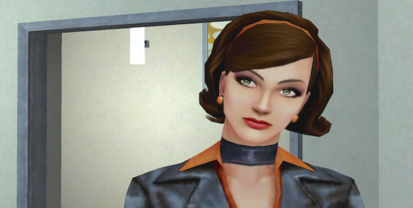 Cate Archer in No One Lives Forever 2: A Spy in H.A.R.M's Way
