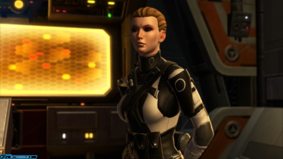 Elara Dorne in Star Wars: The Old Republic