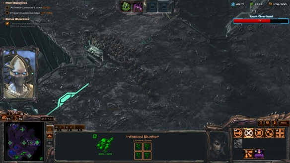 Stukov's infested zombies in StarCraft II's co-op