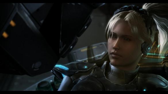 Nova Terra in StarCraft II's Covert Ops DLC