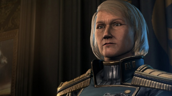 General Carolina Davis in StarCraft II