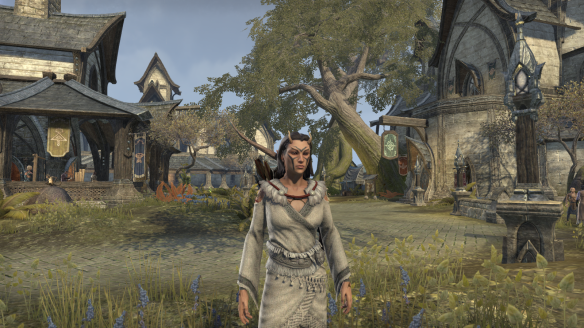 The Glenmoril Witch Robes costume in Elder Scrolls Online