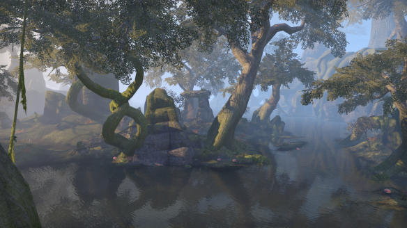 The Malabal Tor zone in Elder Scrolls Online