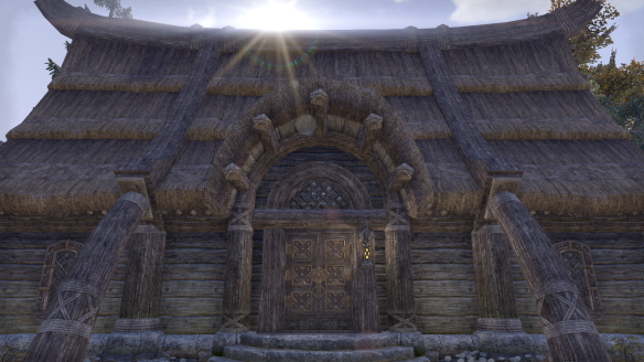 One of the potential player houses in Elder Scrolls Online