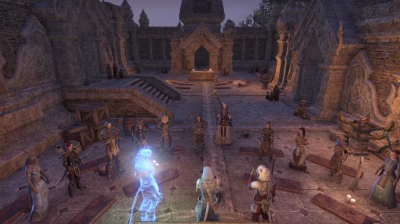 The leaders of the Aldmeri Dominion in Elder Scrolls Online