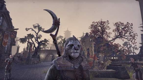 This one is just a simple Khajiit
