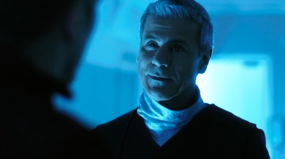 The mysterious Khlyen in Killjoys