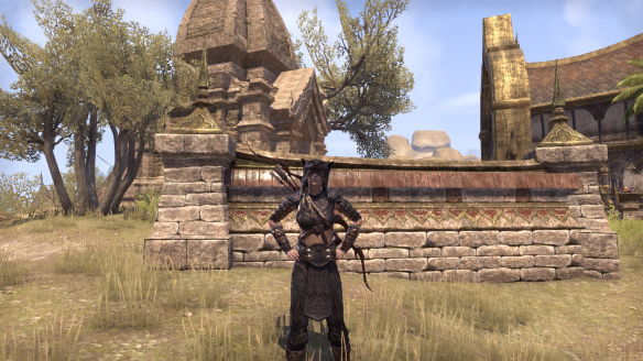 My final set of crafted gear in Elder Scrolls Online