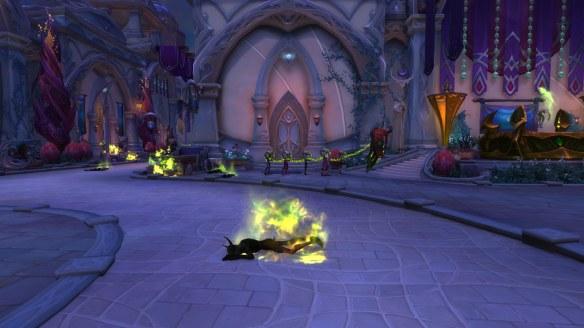 The Legion cracks down on Elven dissent in World of Warcraft: Legion