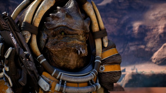 Nakmor Drack in Mass Effect: Andromeda