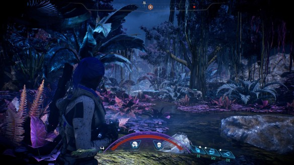 Planet Havarl in Mass Effect: Andromeda