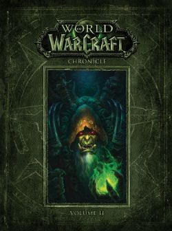 Cover art for the Warcraft Chronicle, volume two