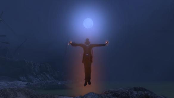 My main using his Agartha Conduit in The Secret World