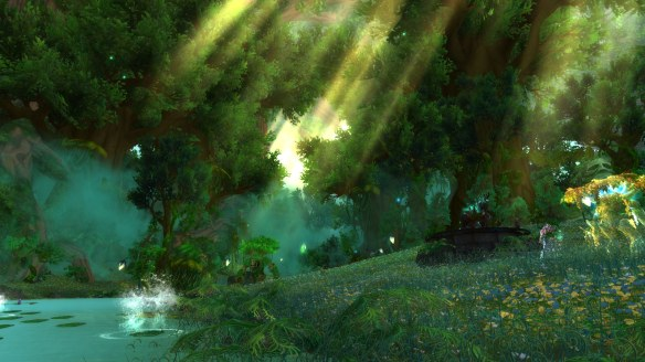 The Emerald Dream in World of Warcraft