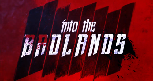 The logo for Into the Badlands
