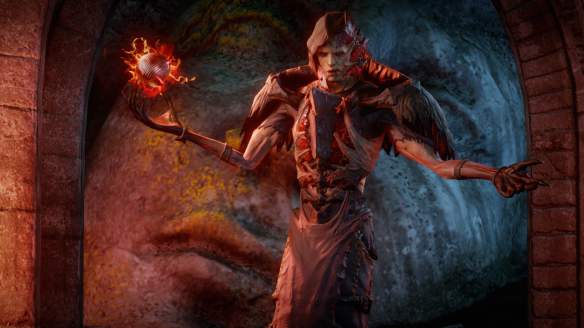 Corypheus in Dragon Age: Inquisition