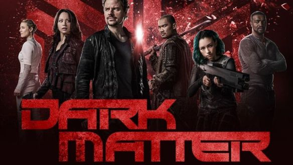 A promotional image for Dark Matter season three