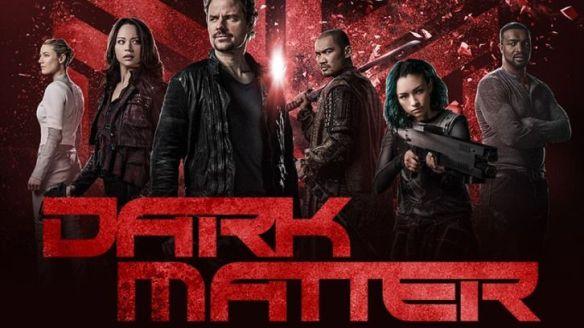 A promotional image for Dark Matter season three