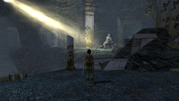 A screenshot from Lord of the Rings Online