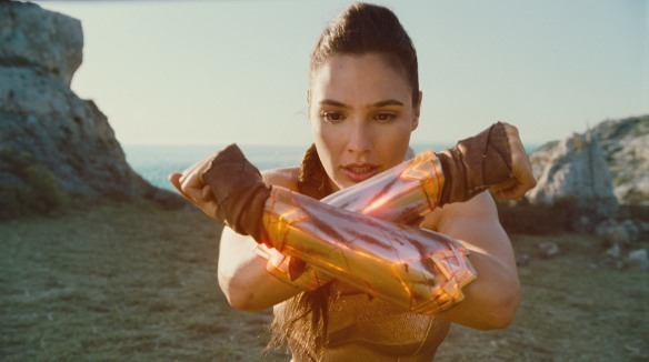 Gal Gadot as the title character in Wonder Woman
