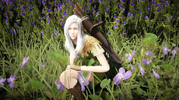 Seesha Avallen, Elven Runner
