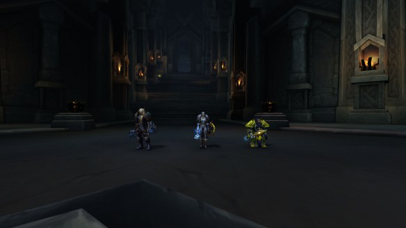 Searching for Truthguard in World of Warcraft