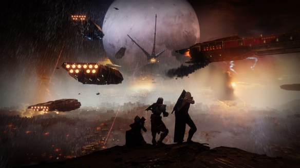A promotional image for Destiny 2