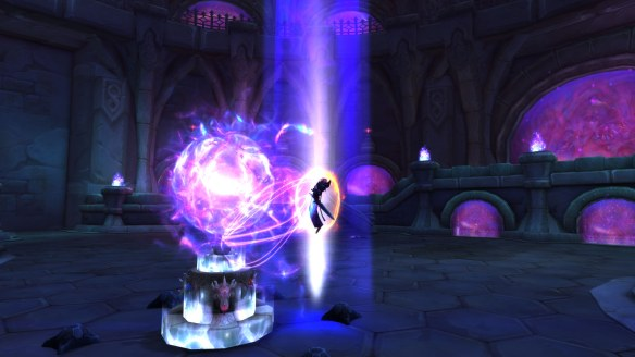 The Forge of the Guardian in World of Warcraft