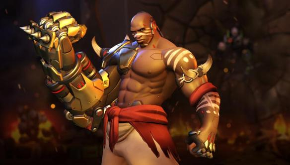 Overwatch's latest character, Doomfist