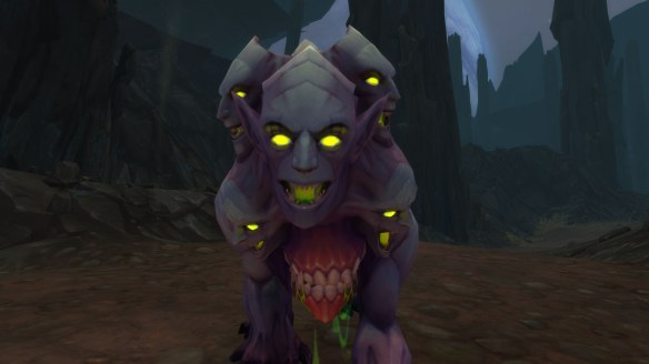 The horrors of Argus in World of Warcraft