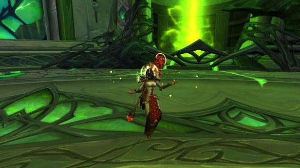Another great priest outfit in World of Warcraft