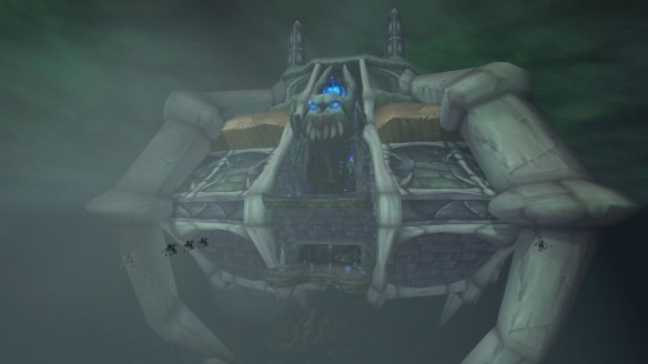 Archerus: The Ebon Hold in World of Warcraft: Legion