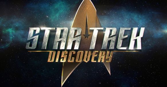 The official logo for Star Trek: Discovery