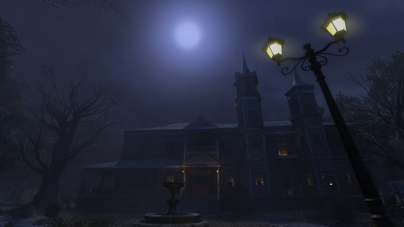 The Franklin Mansion in The Secret World