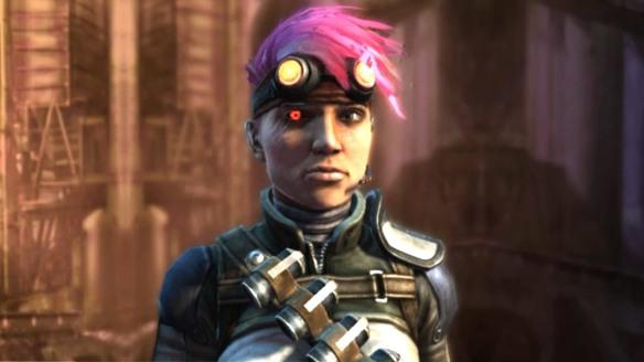 Mira Han-Horner in StarCraft II
