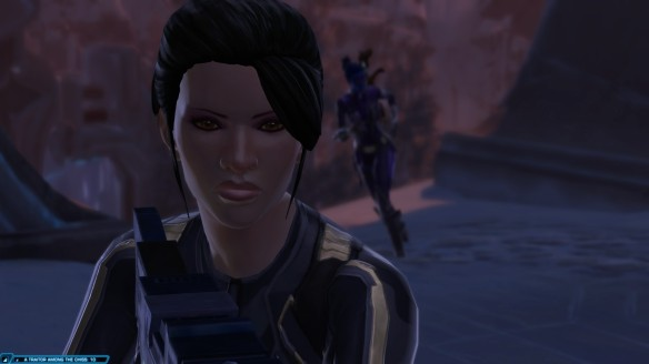 Lieutenant Raina Temple in Star Wars: The Old Republic