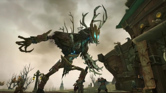 A preview of the new World of Warcraft expansion, Battle for Azeroth