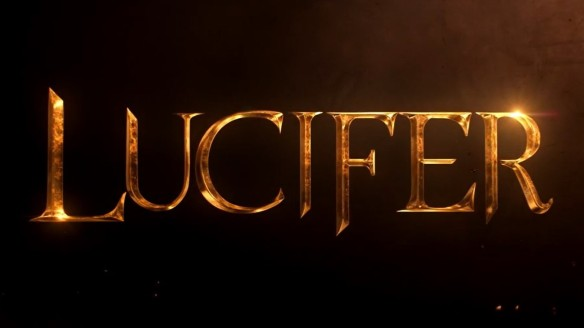 The official logo for the TV series Lucifer