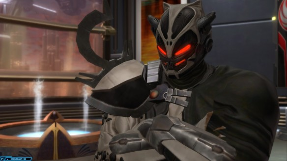 Lord Scourge in Star Wars: The Old Republic