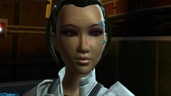Mako in Star Wars: The Old Republic