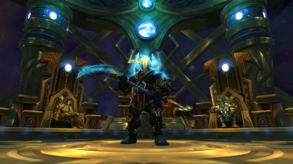 Argus the Unmaker in World of Warcraft: Legion