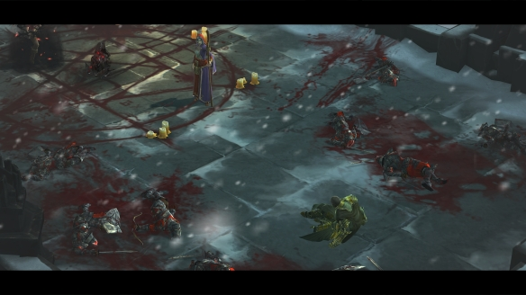 The treachery of Adria in Diablo III