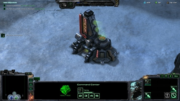 Joey Ray's Bar in StarCraft II co-op missions.