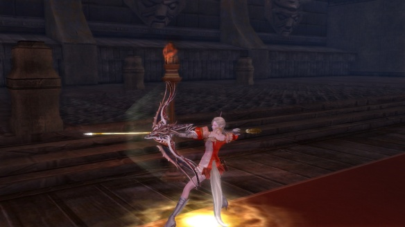 Combat in Aion