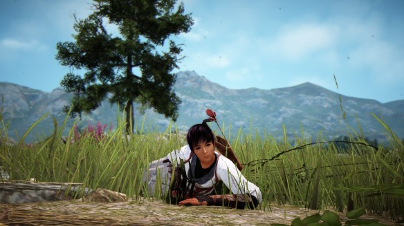 My maewha in Black Desert Online