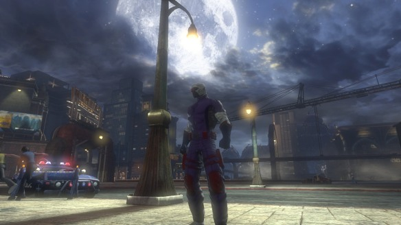 My villain character in DC Universe Online