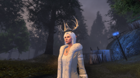 My third Dragon character in The Secret World