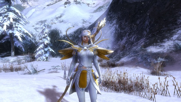 My Norn mesmer in Guild Wars 2